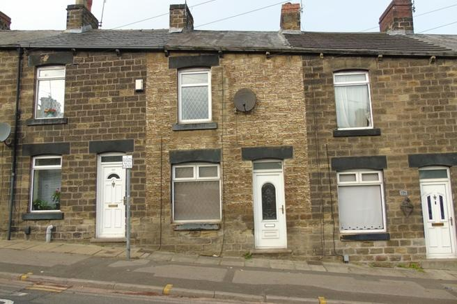 2 Bedrooms Terraced House for sale in 104 Old Mill Lane, Barnsley, S71 1PS