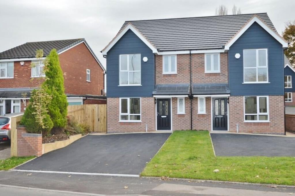 3 Bedrooms Semi Detached House for sale in Bower Lane, Rugeley