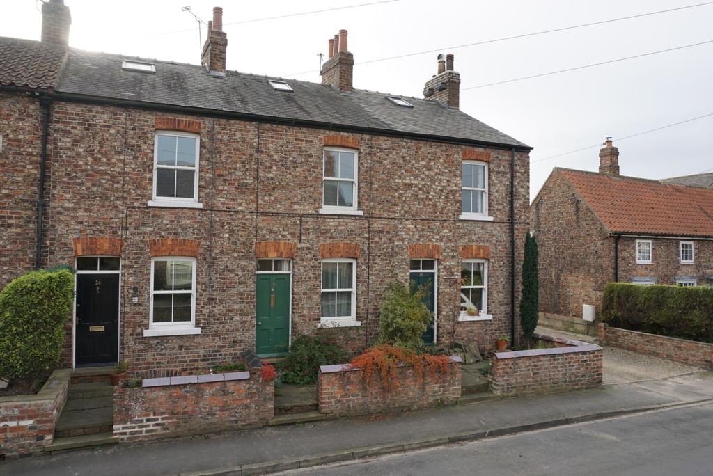 2 Bedrooms Terraced House for sale in Marston Road, Tockwith