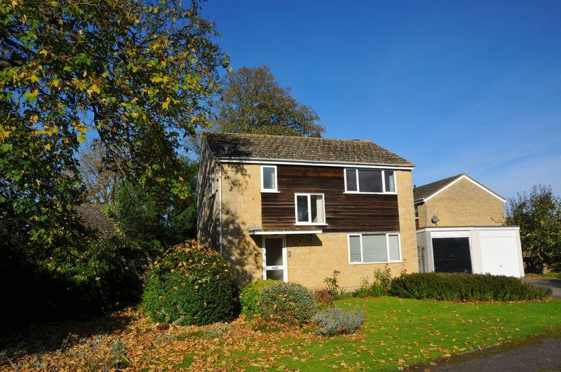 3 Bedrooms Detached House for sale in Bell Close, Cassington