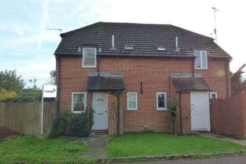 1 bedroom semi-detached house to rent - Sharpthorpe Close, Lower Earley, RG6 4DB