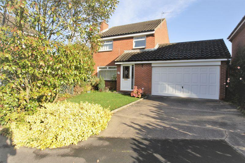 4 Bedrooms Detached House for sale in Wimpole Road, Fairfield, Stockton, TS19 7LR