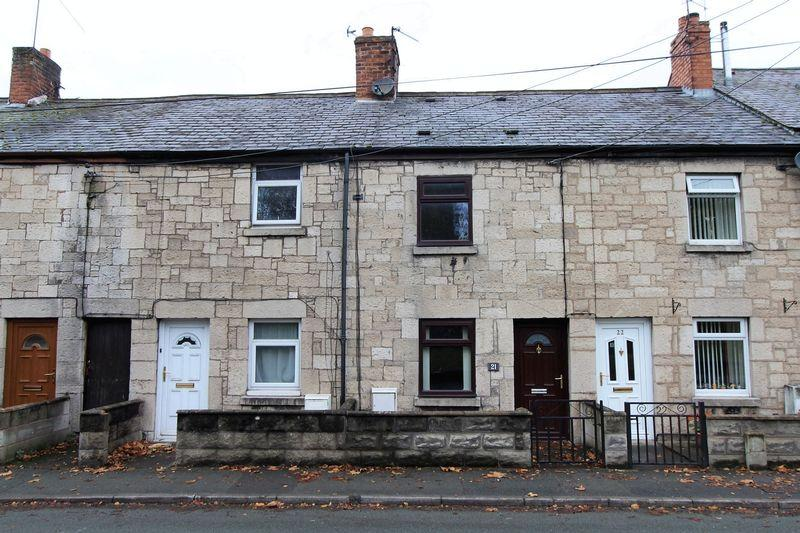2 Bedrooms Terraced House for sale in Park Road, Ruthin