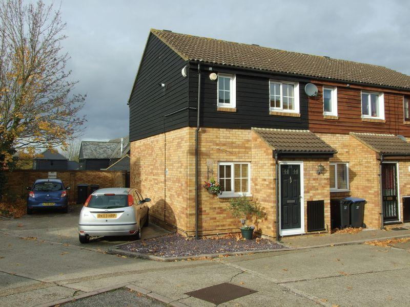 2 Bedrooms End Of Terrace House for sale in The Archers, Harlow, Essex