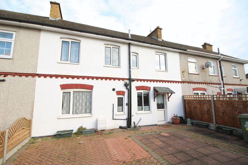 3 Bedrooms Terraced House for sale in Ellison Road, Sidcup, DA15 8BL