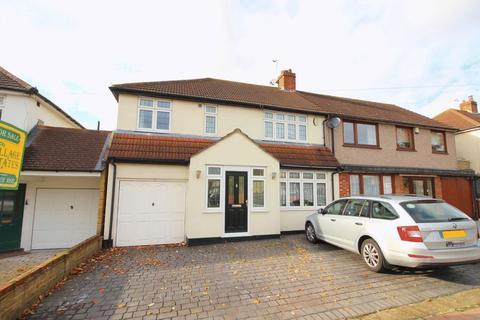 4 bedroom semi-detached house for sale - Raeburn Road, Sidcup DA15 8RE