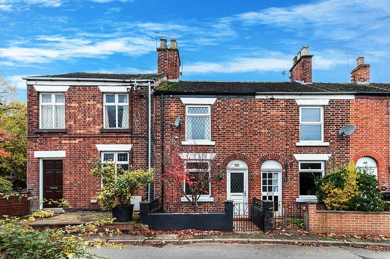 2 Bedrooms Terraced House for sale in Broadhurst Lane, Congleton