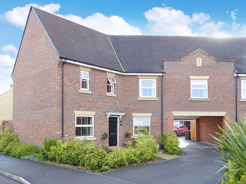 4 Bedrooms House for sale in Blueberry Road, Melksham