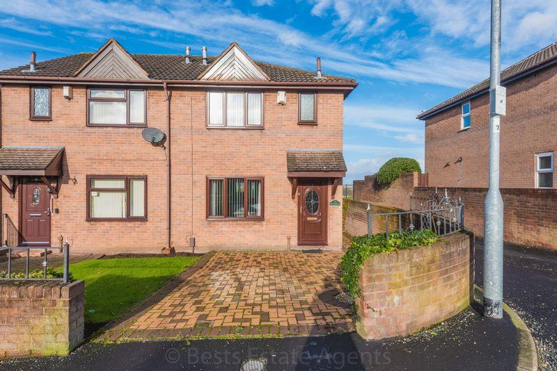 3 Bedrooms Semi Detached House for sale in Westfield Mews, Runcorn