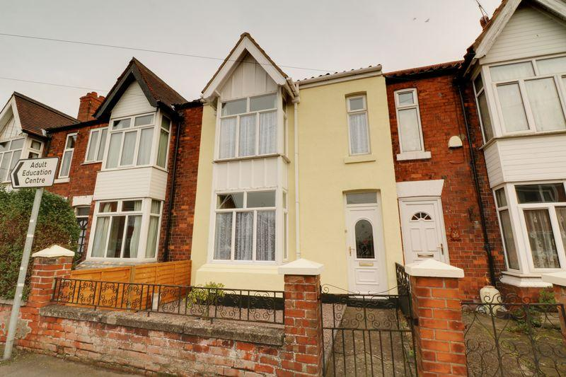 3 Bedrooms Terraced House for sale in Grammar School Road, Brigg