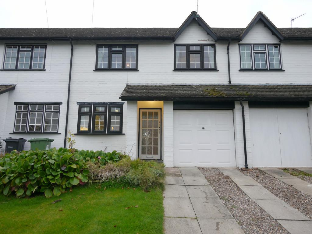 3 Bedrooms Terraced House for sale in 5 Bunbury Court, Tarporley, CW6 0DL