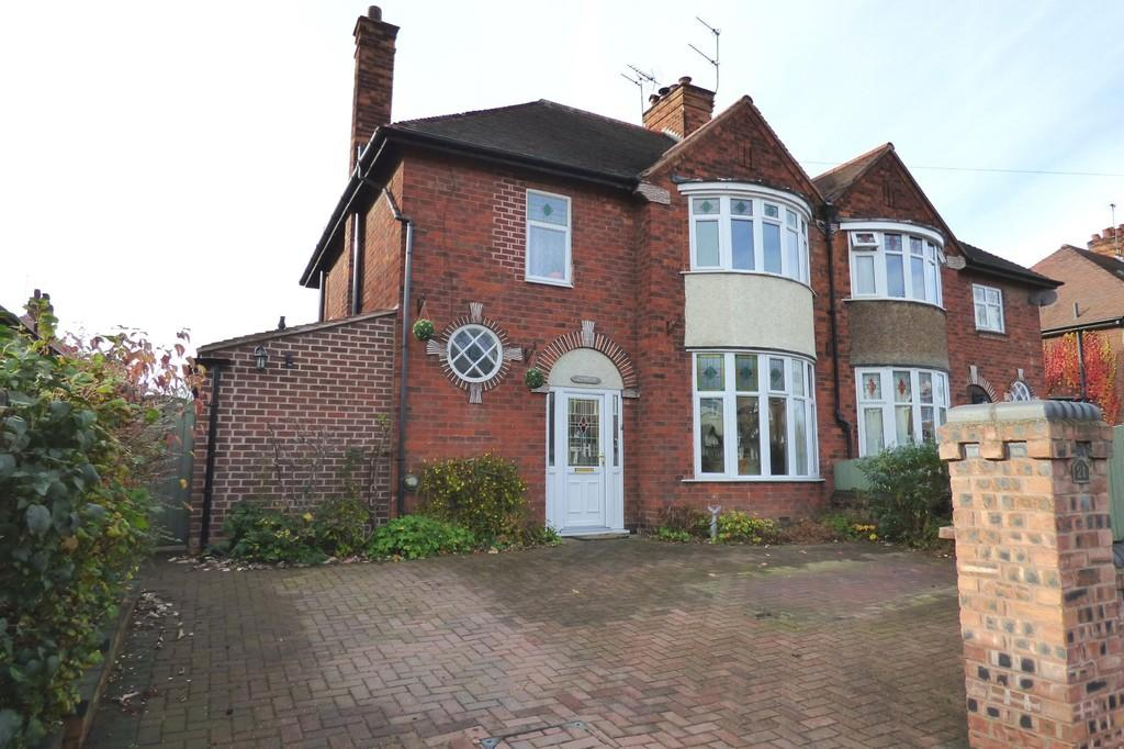 3 Bedrooms Semi Detached House for sale in Queensville Avenue, Stafford