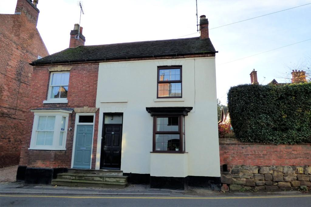 3 Bedrooms Semi Detached House for sale in High Street, Repton