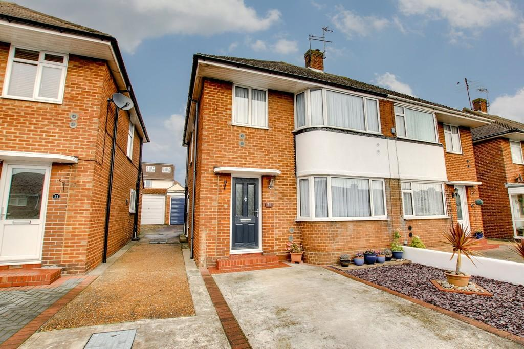 Southwick 3 Bed Semi Detached House For Sale 325 000