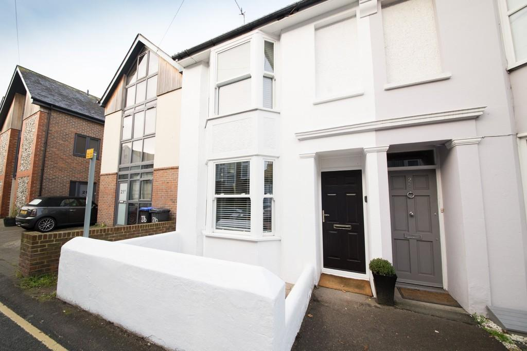 2 Bedrooms End Of Terrace House for sale in Shoreham-by-Sea