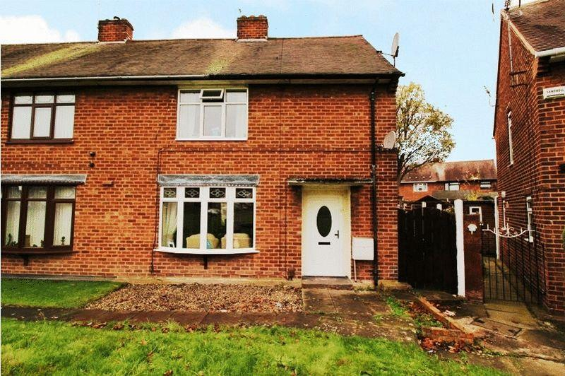 3 Bedrooms End Of Terrace House for sale in Woodstock Road, East Park, Wolverhampton