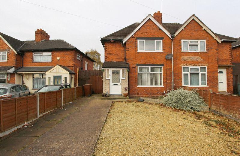 3 Bedrooms House for sale in Chestnut Road, Walsall