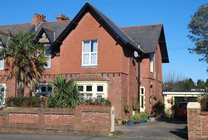 5 Bedrooms Semi Detached House for sale in Westhill Road, Torquay