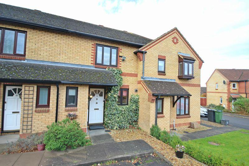 2 Bedrooms Terraced House for sale in Lorimer Close, Luton