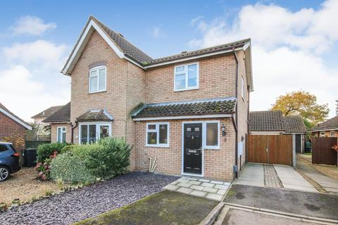 2 bedroom semi-detached house for sale - Hawthorn Close, Ampthill