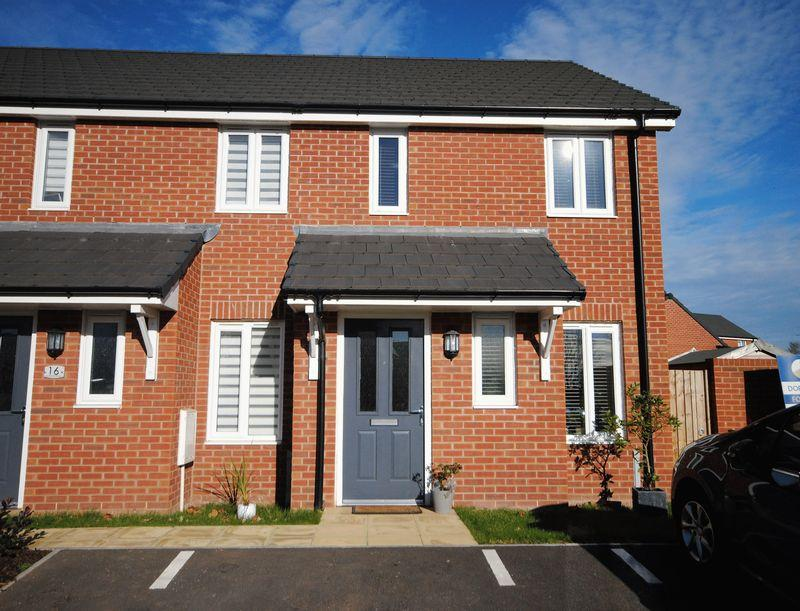 2 Bedrooms End Of Terrace House for sale in Ashcroft Road, Exeter