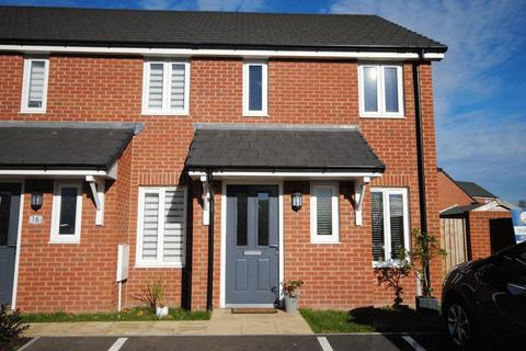 2 bedroom end of terrace house for sale - Ashcroft Road, Exeter