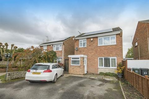 3 bedroom detached house for sale - LUNDIE CLOSE, STENSON FIELDS
