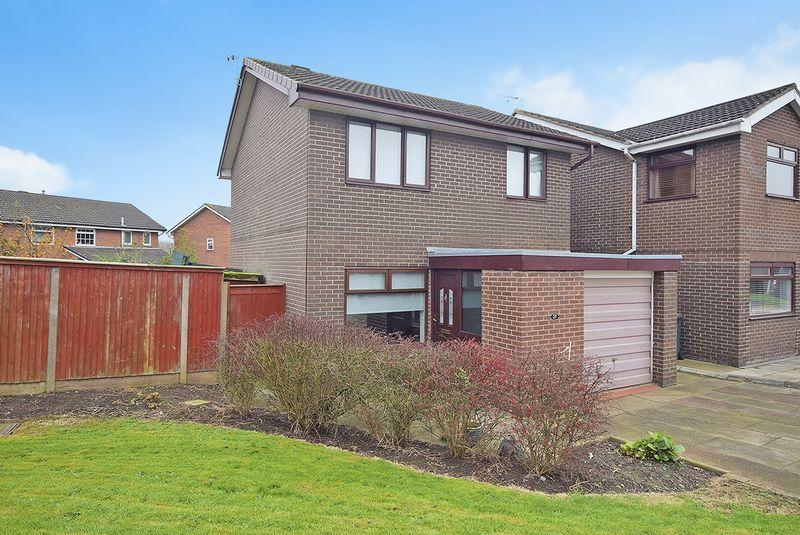 3 Bedrooms Detached House for sale in Orkney Close, Widnes