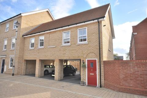 2 bedroom coach house for sale - Blacksmith Lane, Colchester, CO2 7NQ