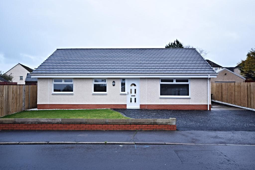 3 Bedrooms Bungalow for sale in Forbes Avenue, Cumnock, East Ayrshire, KA18 1HG