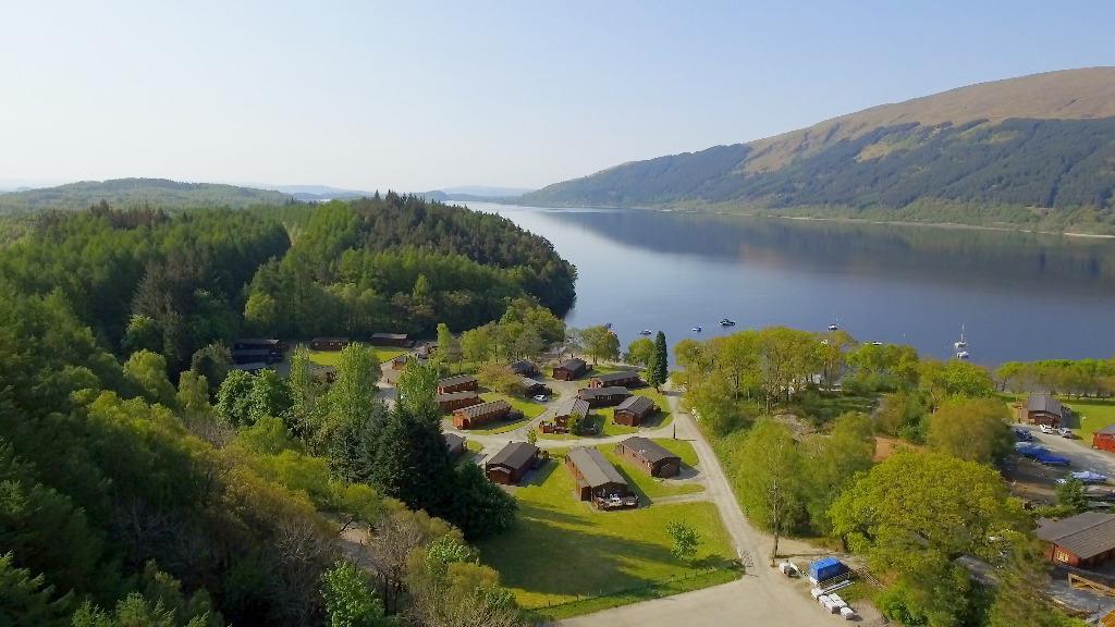3 Bedrooms Detached House for sale in Ben Lomond Lodge , Rowardennan, Stirlingshire, G63 0AR