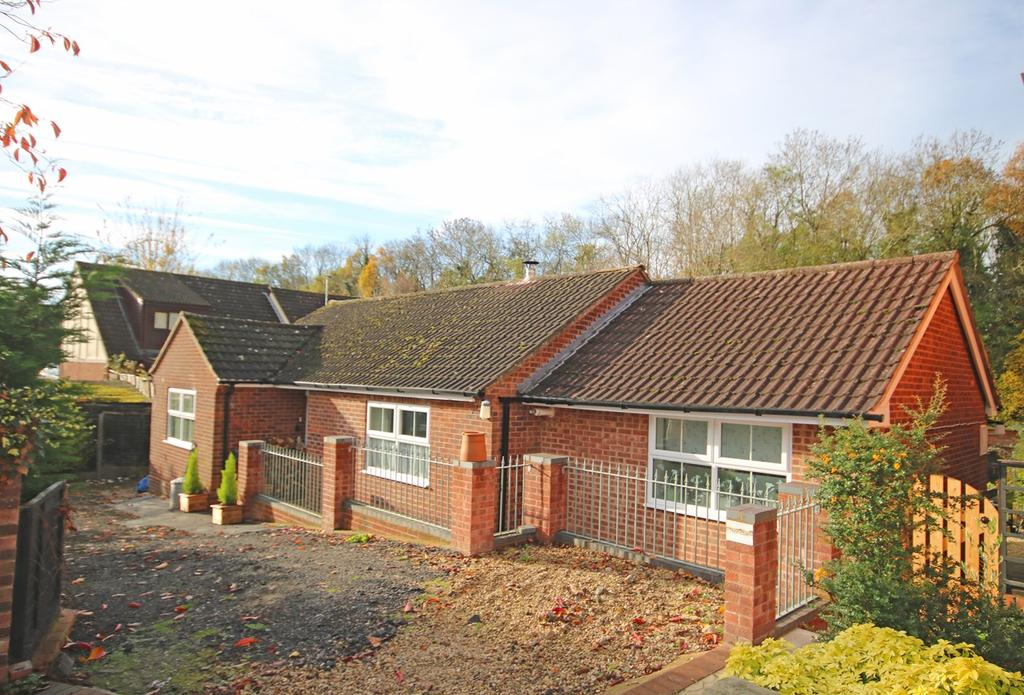 2 Bedrooms Detached Bungalow for sale in Newbury Park, Ledbury, HR8