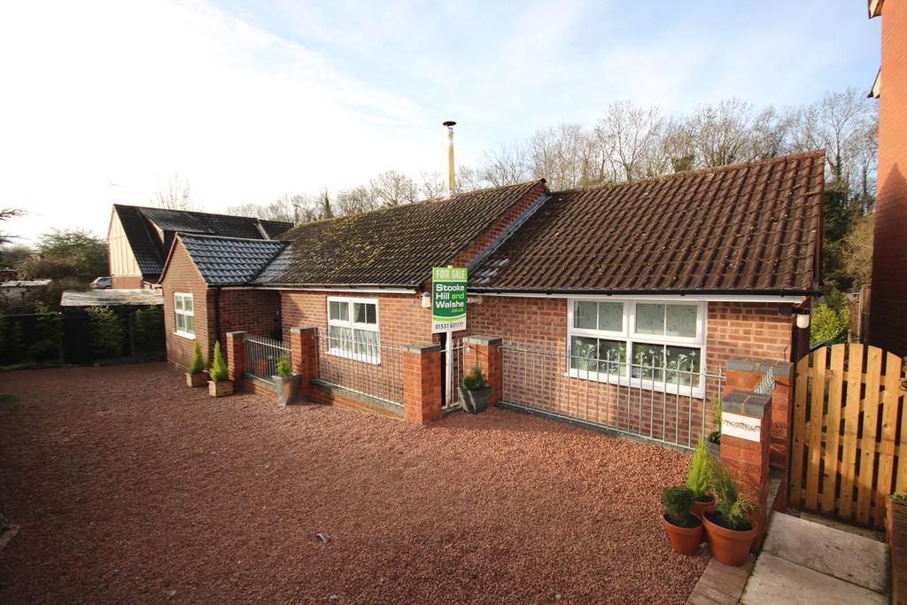 2 Bedrooms Detached Bungalow for sale in Newbury Park, Newbury Park, Ledbury, HR8