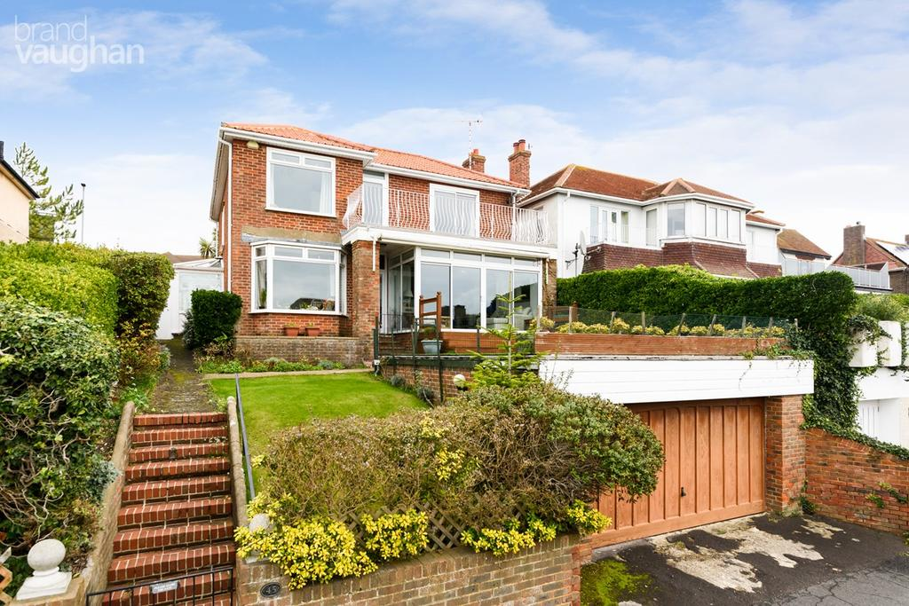4 Bedrooms Detached House for sale in The Cliff, Brighton, BN2