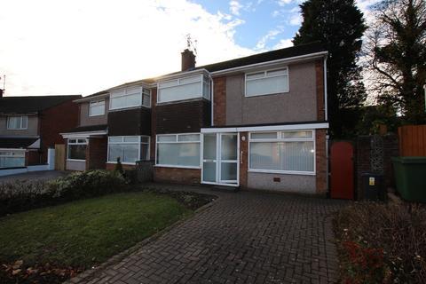 3 bedroom semi-detached house to rent - Oakwood Avenue, Penylan, CARDIFF