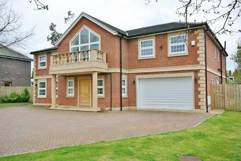 5 bedroom detached house to rent - Woodside, Darras Hall, Ponteland, Newcastle upon Tyne, NE20