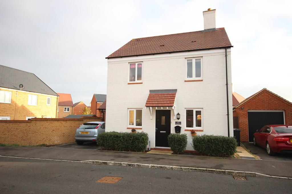 3 Bedrooms Detached House for sale in Alder Wynd, Silsoe , MK45