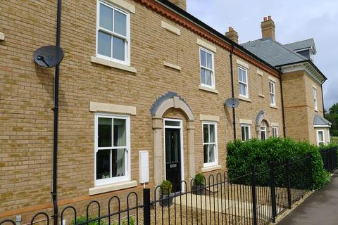 3 bedroom terraced house for sale - Nickleby Way, Fairfield, Hitchin, SG5