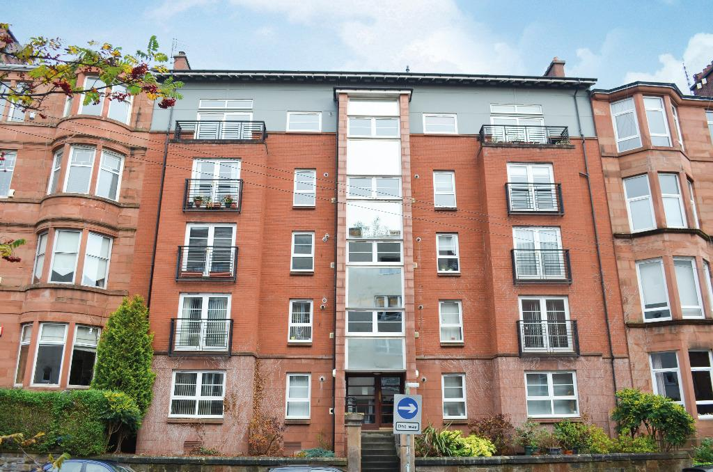 2 Bedrooms Flat for sale in Trefoil Avenue, Flat 4/1, Shawlands, Glasgow, G41 3PF