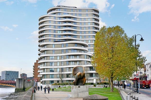 1 Bedroom Flat for sale in Riverwalk, 161 Millbank, Westminster, SW1P