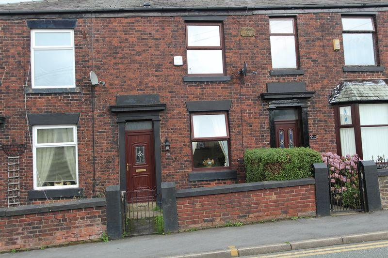 3 Bedrooms Terraced House for sale in Smithy Bridge Road, Littleborough