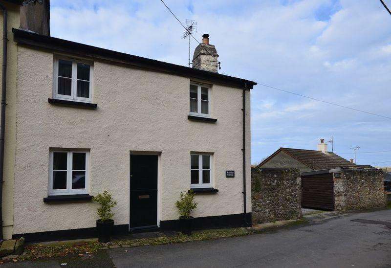 3 Bedrooms Terraced House for sale in Ramsley Cottage, South Zeal