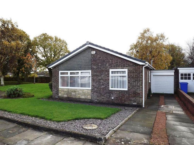 2 Bedrooms Bungalow for sale in Melkridge Place, Cramlington