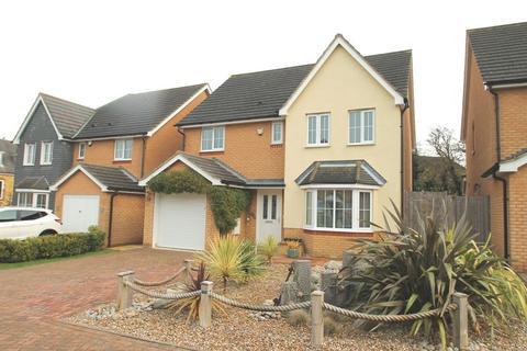 4 bedroom detached house for sale - Hawkinge, FOLKESTONE