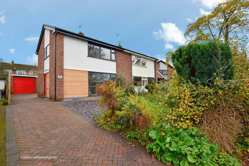 3 Bedrooms Semi Detached House for sale in Cherry Tree Avenue, Lymm