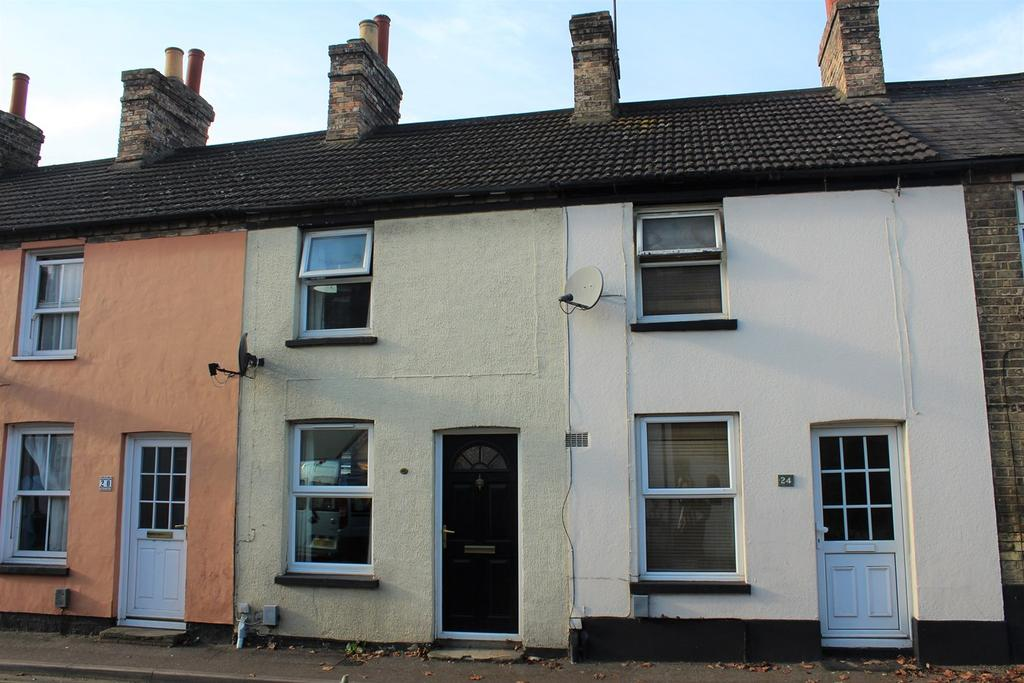 2 Bedrooms Terraced House for sale in Rose Lane, Biggleswade, SG18