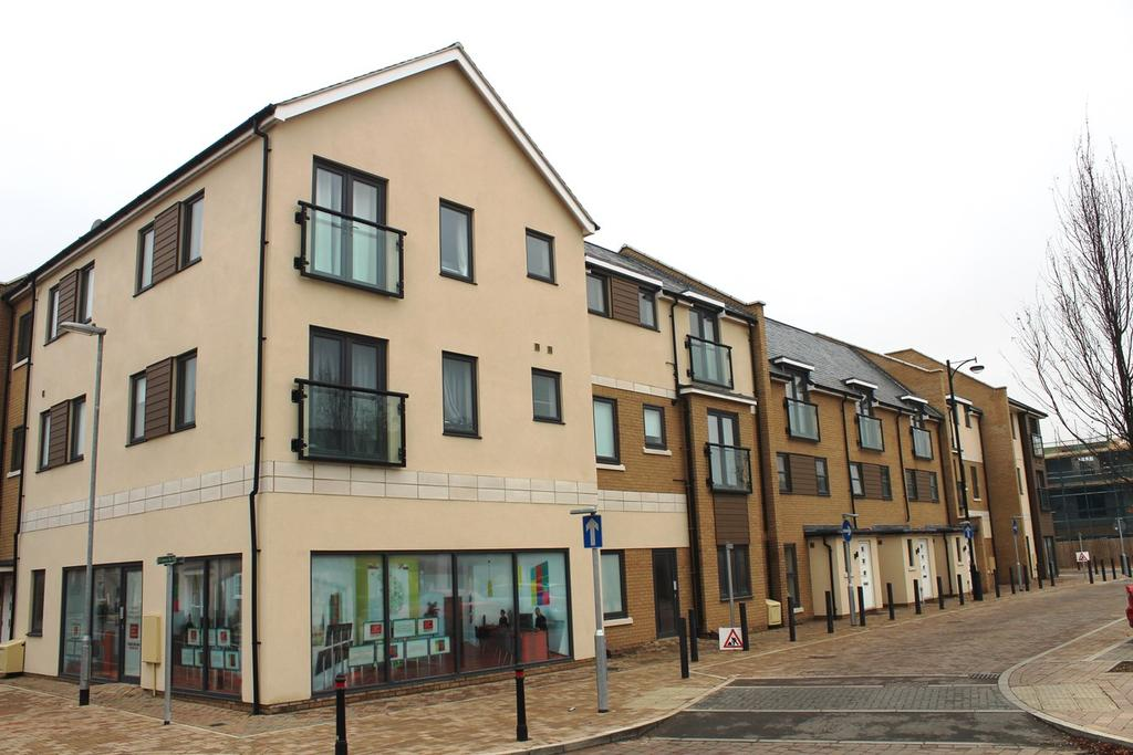2 Bedrooms Apartment Flat for sale in Britten Place, Sullivan Court, Biggleswade, SG18