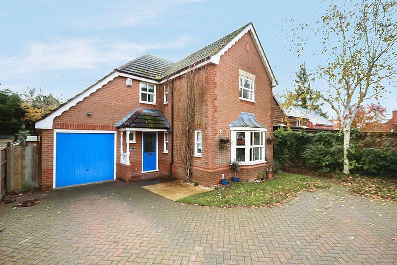 4 Bedrooms Detached House for sale in BARTESTREE