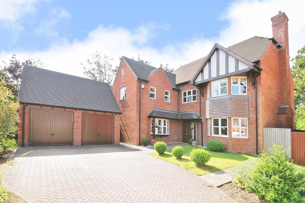 6 Bedrooms Detached House for sale in Warwick Manor, Solihull