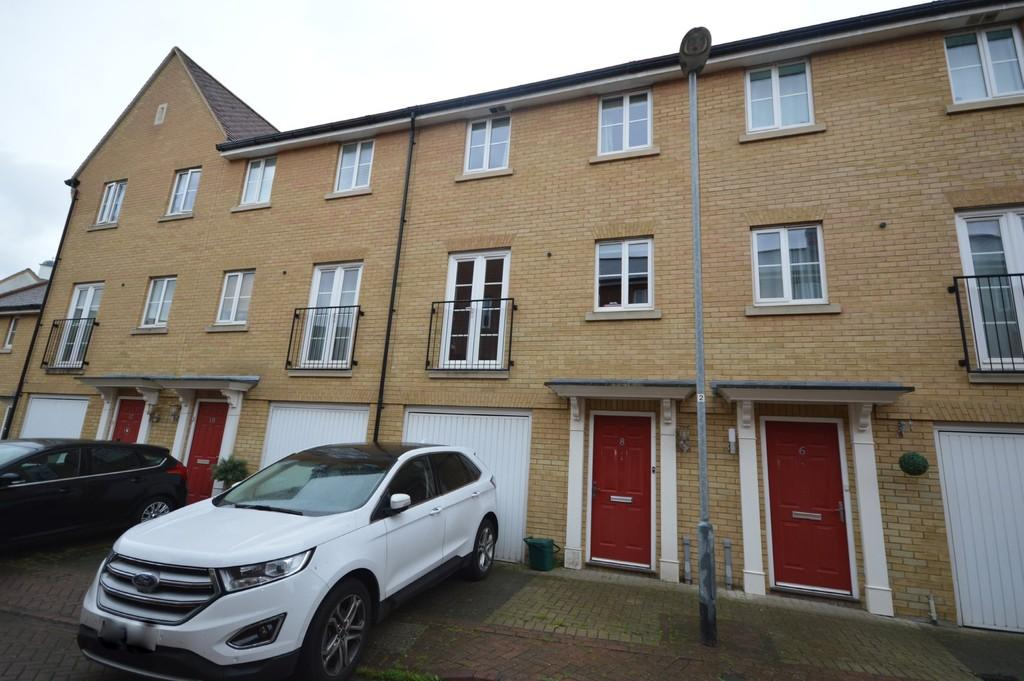 3 Bedrooms Town House for sale in Appleton Mews, Colchester